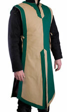 Larp Jerkin Sleeveless Basic Medieval Tabard Renaissance Viking Tunic Shirt