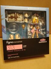 Max Factory Figure Figma Dark Magician Girl Anime Yu-gi-oh Duel Monsters