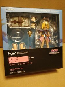 OFFICIAL YUGIOH DUEL MONSTERS DARK MAGICIAN GIRL #313 FIGMA FIGURE - NEW SEALED