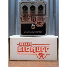 Electro-Harmonix EHX Little Big Muff Pi Classic Distortion Guitar Effects Pedal