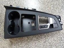 Original Audi A4 8W B9 Mittelkonsole 8W1864261A m. Becherhalter 8W0862533