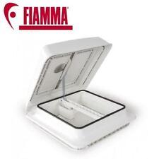 Fiamma Roof Vent White Sky light 400 x 400mm Flynet Caravan Motorhome 04328B01