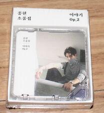 JONGHYUN SHINee 소품집 : 이야기 Op.2 THE STORY KIHNO SMART MUSIC ALBUM LIMITED EDITION