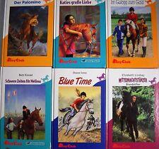 Sammlung - 10 x Pony Club - fester Einband, Silver Creek Bücherpaket - Pferde