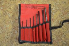 """*Snap-on PPR708K 8 Piece (1/16"""" - 1/4"""") Roll Pin Punch Set Free Shipping"""