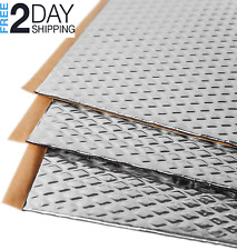Noico 80 mil 18 sqft car Sound deadening mat, Butyl Automotive Sound Deadener,