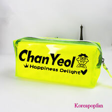 EXO LOVE ME RIGHT CHANYEOL CHAN YEOL pencil case makeup-bag KPOP New