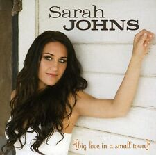 Sarah Johns - Big Love in a Small Town [New CD] Manufactured On Demand