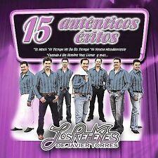 15 Autenticos Exitos by Los Rehenes (CD, Mar-2008, Fonovisa)