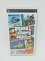 Sony PLAYSTATION Psp Portable Grand Theft Auto: vice City Stories Capcom Jap See