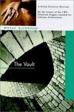 The Vault by Peter Lovesey (2000, Hardcover) 1st US printing