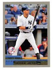 2019 Topps Transcendent VIP Party Derek Jeter 95/100 exclusive card 2000 Yankees