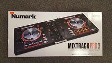 Numark Mixtrack Pro 3 USB DJ Controller 2-Channel Mixing