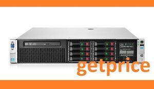 "DL380p gen8 g8 2x e5-2660 Intel 16-CORE 3.0GHz Turbo 128GB 8x 900GB SAS 10k 2,5"""
