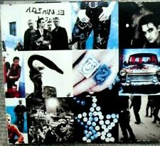 U2 - ACHTUNG BABY LIMITED EDITION DIGIPACK CD ALBUM 1991 RARE