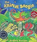 The Animal Boogie Sing Along with Fred Penner (Book & CD)