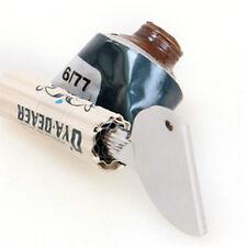 Stainless Steel Toothpaste Squeezer Cream Tube Squeezing Dispenser Organizer HP