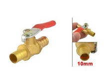 "1/4"" PEX Brass Ball Valve Full Port Crimp Shut-off Valve for PEX Tube SWTG 6Q"