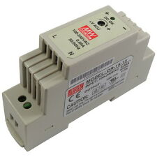 MEANWELL DR-15-15 Schaltnetzteil 15W 15V 1000mA 1A DIN Rail Power Supply 855864