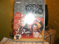 Doctor Who - Survival (DVD, 2007, 2-Disc Set) BRAND NEW