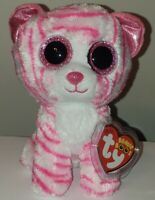 """Ty Beanie Boos - ASIA the Tiger 6"""" MINT with MINT TAGS - European EXCLUSIVE"""