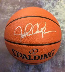 GFA Kentucky Wildcats Coach JOHN CALIPARI Signed Autograph Basketball J2 COA
