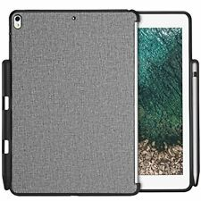 ProCase iPad Pro 10.5 cases gray protective back cover Apple pencil... fromJAPAN