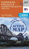 Dunfermline, Kirkcaldy and Glenrothes South by Ordnance Survey 9780319472354