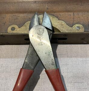 "Klein Tools D228-8 High Leverage Diagonal Cutting Lineman Pliers 8"""