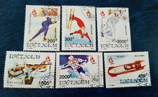 Viet Nam - 1991 Winter Olympic Games - Albertville, France - sport - O