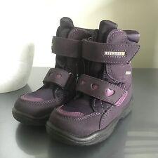 Richter P 24 Chaussures Enfants Filles  Bottes D'hiver Neuves