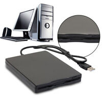 1.44Mb 3.5'' Portable USB FDD Floppy Disk Drive PC Laptop Diskette Reader Writer