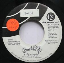 Rock Promo 45 Cook King - Nightingale / You'Re Something New On Ode Records Inc.