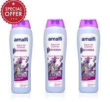 Amalfi Lavanda Cologne 750 ml (Pack 3 Units)