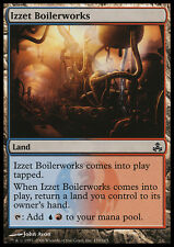 (X4)   Chaufferie d'Izzet | Izzet Boilerworks     VO -  MTG Magic  (NM/EX)
