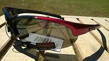 Maxx HD Sunglasses Domain HDP black red womens mens fishing polarized smoke