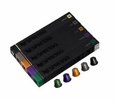 Nespresso Variety Pack for OriginalLine - 50 Capsules (1.76 Oz)
