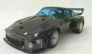 EXOTO Porsche 935 Turbo 1976 Monte Carlo Magic Die Cast Body Mini Car 1/18 Japan