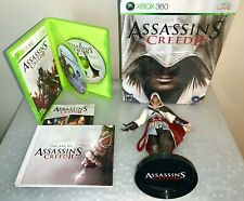 Assassins Creed II 2 Master Limited Collectors Edition Xbox 360 Complete