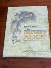 Lewis Carroll's The Nursery 'Alice', children's book, children's literature, ...