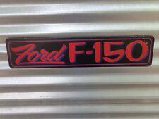 METAL SIGN FORD F-150 GARAGE MECHANIC RAT ROD SIGN