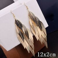 1Pair Elegant Women Lady Hook Drop Fashion Earrings Ear Stud Dangle Jewelry Gift
