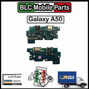 CONNETTORE DI RICARICA SAMSUNG GALAXY A50 SM-A505FN DOCK MICROFONO FLEX CARICA
