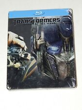 Transformers Dark of the Moon Blu Ray Metalpak Steelbook