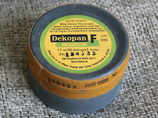 Gem Mint! Dekopan F 17 DIN Feinkorn 17m/35mm-perf. num. Juni 1961 VEB Berlin