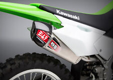 Yoshimura Signature RS-9 Full System Exhaust Pipe Stainless Carbon Tip  KLX 140