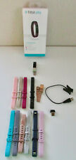 Fitbit Alta Black Fitness Watch Small Original Packaging w/12 Replacement Bands