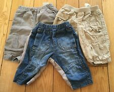 Baby Boys Mexx Trouser Set Size 2-4 Months