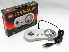 Tomee USB Super Nintendo SNES Style Controller Game Pad for PC/MAC