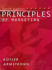 NEW Principles of Marketing, 10th Edition by Philip Kotler